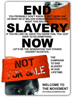 stop slavery now