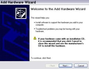hardware wizard